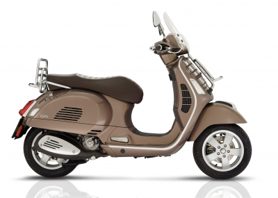 Vespa GTS 300 E4 Touring Marrone