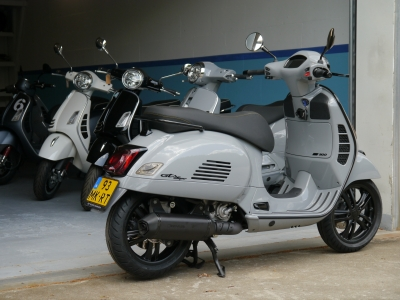 Vespa  Custom made